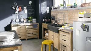 comptoir de cuisine maison du monde la cuisine vue par maisons du monde diaporama photo