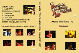 Luna Smashing Pumpkins Live by T U B E Premiata Forneria Marconi Pfm 1979 09 10 Milan It