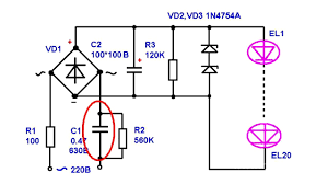 Lamp Wiring Kit Australia by Symbols Beauteous Led Lamp Wiring Diagram For Lights The