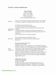 Medical Assistant Resume Examples No Experience Fresh Ob Gyn Personal Template