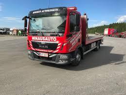 MAN Hinaus Auto Trucks, 2017 - Nettikone