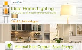 kindeep 12v g4 led bulb 10 watt halogen bulb replacement bi pin