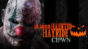Scariest Halloween Maze Los Angeles by Los Angeles Haunted Hayride Clown Front Gate Tickets