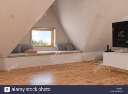 Home Interior Pics Das Interior Design Wohnraum Im Dachgeschoss Eines Privaten