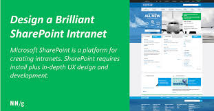 Design a Brilliant Point Intranet