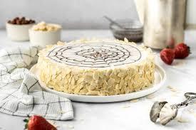 klassische ungarische esterházy torte