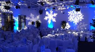 Winter Wonderland Theming Decor Ideas For A Wedding