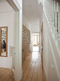 narrow hallway houzz