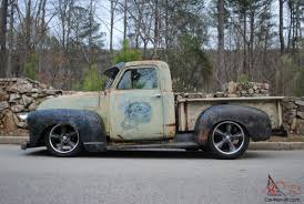 100 1951 Chevy Truck For Sale No Reserve Rat Rod Patina 3100 Hot Rod C10