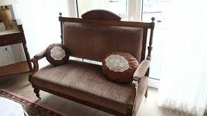 sofa gründerzeit antik