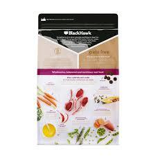 Organic Pumpkin Seeds Australia by Black Hawk Grain Free Australian Lamb Dry Food