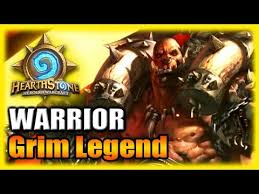 Warrior Hearthstone Deck Grim Patron by Hearthstone Highlights Legendary Grim Patron Warrior Deck Youtube