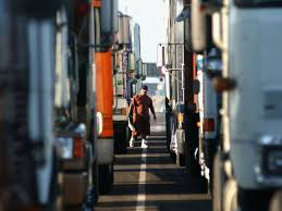 Trucking Lifestyle Leads To High Risk Of Obesity - Business Insider