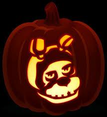 Harley Quinn Pumpkin Template by Bonnie Five Nights At Freddy U0027s Pumpkin Pumpkin Carving Stencils