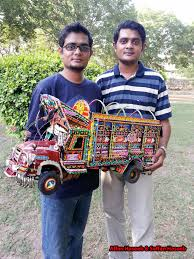 100 Rc Cars And Trucks Videos Handmade Bedford Rocket Pakistani Truck LiveRCcom RC Car News