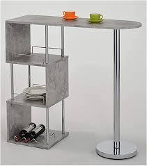 meubletmoi stehtisch für bar theke arbeitsplatte beton