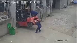 100 Fork Truck Accidents Lift YouTube