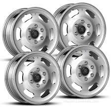 100 16 Truck Wheels Alcoa For Mercedes Sprinter 2500 Vans Free Shipping