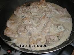 recette boursin cuisine poulet blancs de poulet au boursin cuisine la cuisine des oursons