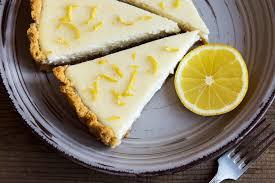 lemon cheesecake cremiger zitronen käsekuchen mit keksboden