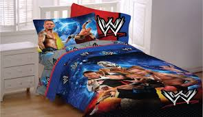 amazon com wwe wrestling chions 4pc john cena twin bedding set