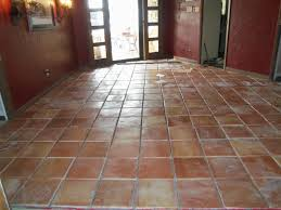 tips on laying pre sealed saltillo tile flooring diy chatroom