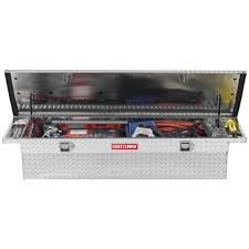Craftsman - 1-302250 - Aluminum Low Profile Full Size Single Lid ... Narrow Truck Tool Box Black Features Boxes Cam Locker Toolbox 051 Low Profile Truck Box 1500mm Low Profile Tractor Supply Best Resource 29338 Alinium 1200w X 500h Back 400h Weather Guard Accsories Jobox Premium Single Lid Crossover Profile Truck Box Ford Raptor Forum F150 Forums Northern Equipment With Cap World Fullsize Alinum Saddle In Black121 Slim Gloss Plastic Harbor Freight