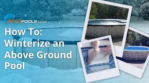 100 Kd Pool How To Winterize An Above Ground YouTube