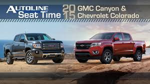 100 Mid Size Trucks Can The Chevy Colorado GMC Canyon Revitalize