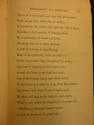 Marginalia In Christmas Eve And Easter Day A Poem