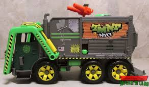 Teenage Mutant Ninja Turtles Trash Truck (repaint Of OOTS Tactical ... Matchbox Large Garbagerecycling Truck Premium Garbage Toy For Boys By Ciftoyscool Trash Game Large 116 Garbage Bin Lorry Light Sound Rubbish Recycling 11 Cool Toys Kids Fagus Wooden Dickie Action Series 16 Walmartcom Fast Lane Pump R Us Canada Amazoncom Tonka Mighty Motorized Ffp Games Click N Play Friction Powered With Kavanaghs Bruder Scania Series Rubbish John Deere Tractor Box Set Reviews Wayfair Model 143 Scale Metal Diecast Clean