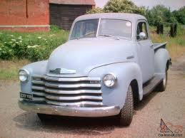 100 Chevy Pickup Trucks For Sale 1951 Chevy Pickup Truck