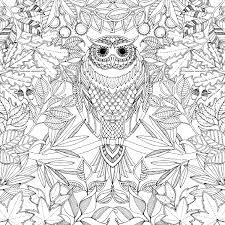 Secret Garden Johanna Basford Coloring Book Adult Pages