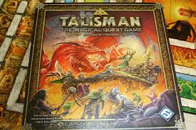 When I Think Of High Fantasy Themed Board Games The First Name That Always Comes To Mind Is Talisman Am Probably Biased As Was Released