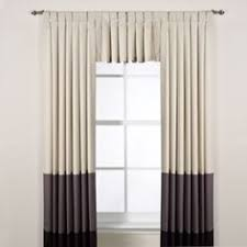 Bed Bath And Beyond Curtains And Drapes by Designers U0027 Select Francesca Rod Pocket Window Curtain Panel