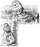 Ilustración de HUmpty Dumpty