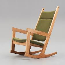 HANS J WEGNER, A Rocking Chair, Prototype For Getama ... Berton Bottemiller Vintage 80s Homecrest Rocking Swivel Asheville Wood Grand Chair No 695s Ah Schram Coil Spring Rocker 1897 Collectors Weekly Primus Wooden Rocking Chair Blades Metal Springs Childs Cushion Mainstays Retro Cspring Outdoor Red Walmartcom Antique With Custom Embroidery On Linen A Green March 2010 From The 1800s Found Grandmas Platform 1930s