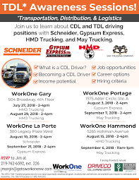Workone | TDL Awareness Session With May Trucking At WorkOne Hammond I5 Norcal Headin Back North Pt 7 Wed 44 Drivin South On May Trucking Company Tim Ables Co Home Facebook Walmarts Truck Of The Future Business Insider Selfdriving Trucks Are Going To Hit Us Like A Humandriven Intertional Wwwimagenesmycom Xpo Logistics Spend Up 8 Billion Acquisitions Wsj Workone Tdl Awareness Session With Schneider Gypsum Express And Png Large Corpiwithfullwordsundermtclogos Cdla Driver