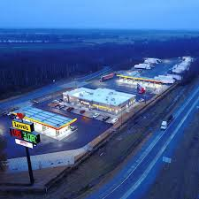 100 Loves Truck Stop Corporate Office Crews Begin Work On New Travel Country Store