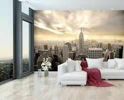 fototapete new york skyline 2 fototapeten tapete wandbild stadt amerika wohnzimmer m0221