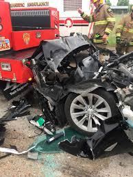 Police: Tesla In Autopilot Mode Sped Up Before Crashing Into Truch ... Antique Fire Truck Crashes Into West Toledo Tattoo Studio The Blade Injuries After Farmersville Dairy Queen Semi Smiths Grove Fire Sends One To Hospital Palmetto Expressway Reopens After Driver Killed Following Crash With Truck Crashes Into Farmersville Dairy Queen Cbs Dallas Fort Police Woman Steals Snake Car New Hyde Park Firehouse Engine En Route Brush With Lands In Miami Ambulance Collision Youtube Driver On Rm 620 Causing Massive Delays Wednesday Airport Accident Politicsbm Wrongful Death Trial Begins Fatal Bethlehem Accident Va Injury Lawyers Slams Norfolk