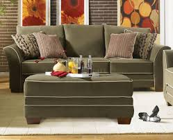 Transitional Living Room Sofa by Transitional Fabric Living Room U202 Opulence Moss