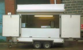 Yorkshire Trailer Centre Catering Trailers For