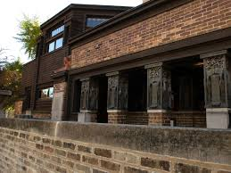 100 Frank Lloyd Wright Jr A Walking Tour Of S Oak Park Curbed Chicago