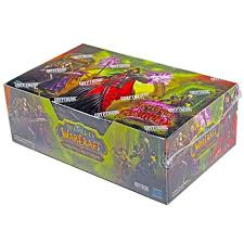 Tidmouth Shed Deluxe Set by World Of Warcraft Tcg Wow Trading Card Game Betrayal Of The