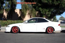FT white 95 integra RS 4 door jdm front end daily muter