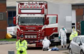 100 Truck Driver Jokes Mo Robinson Man Arrested Over 39 Bodies Found In Essex