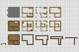 Minecraft Simple House Floor Plans by Minecraft Floorplan Small Farmhouse By Coltcoyote On Deviantart