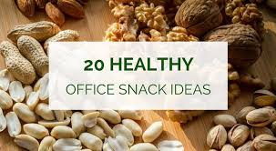20 healthy snack ideas for work healthy food tribe