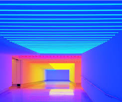 led innovations in the top artists that use light as their